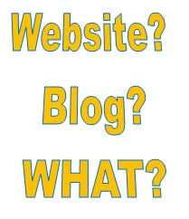 Website or Blog? Which Should I Use for My Business?