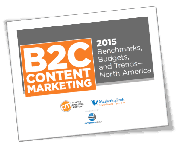 2015 B2C Marketing Research Report Download